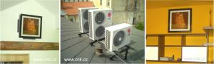 Klimatizace do bytu, rodinného domu i kanceláře
